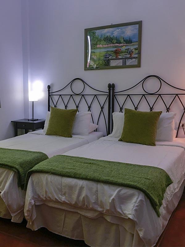 apartamentos verodes hierro canarias un dormitorio